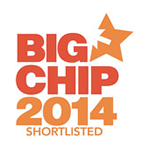 Big Chips Award 2014 shortlisted