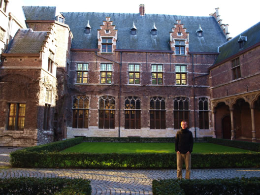 University-of-Antwerpen-campus