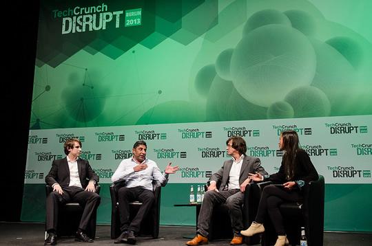 TechCrunch Disrupt Europe: Berlin 2013 (CC) by TechCrunch