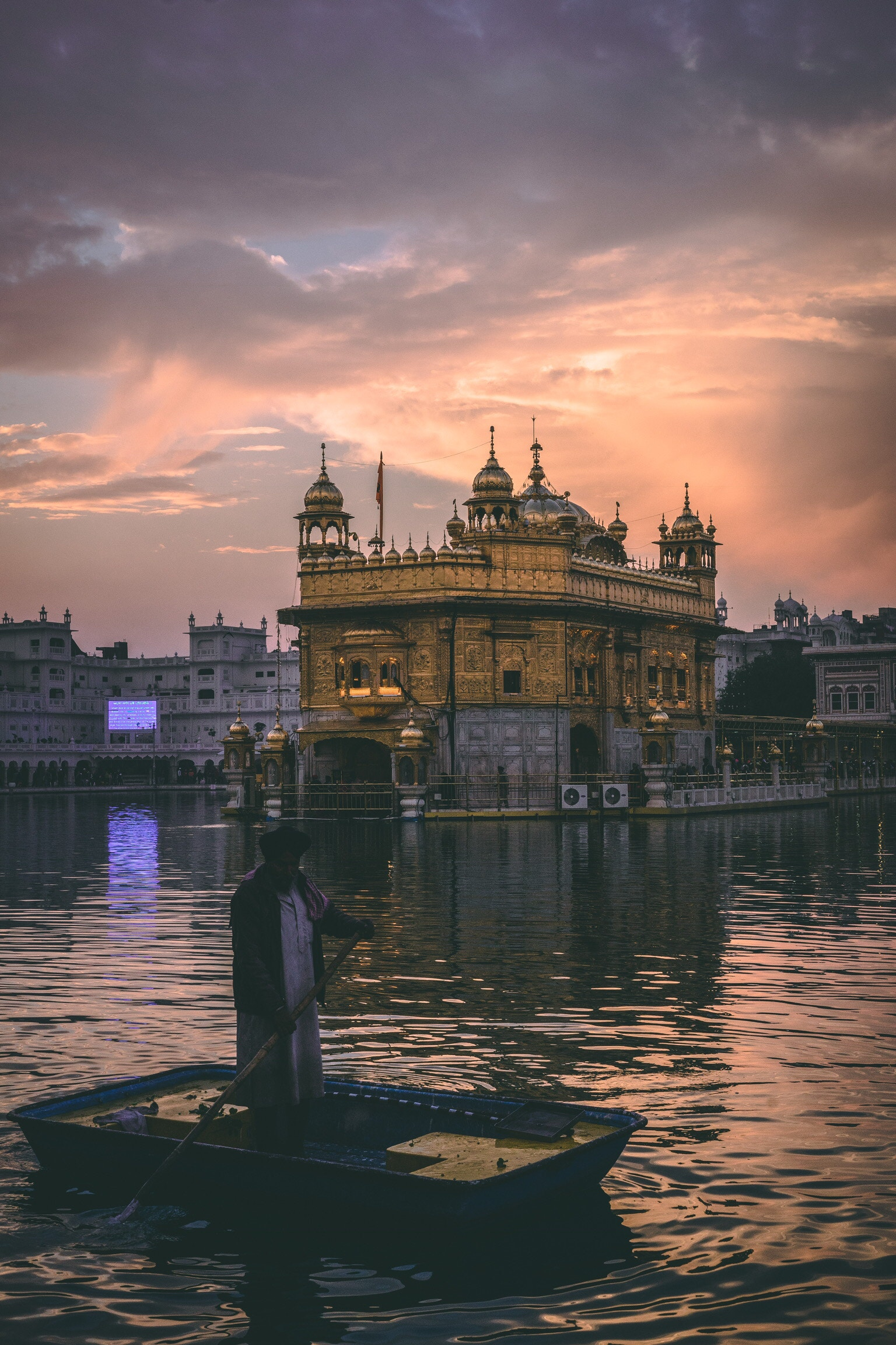 Golden temple - India internships and placements