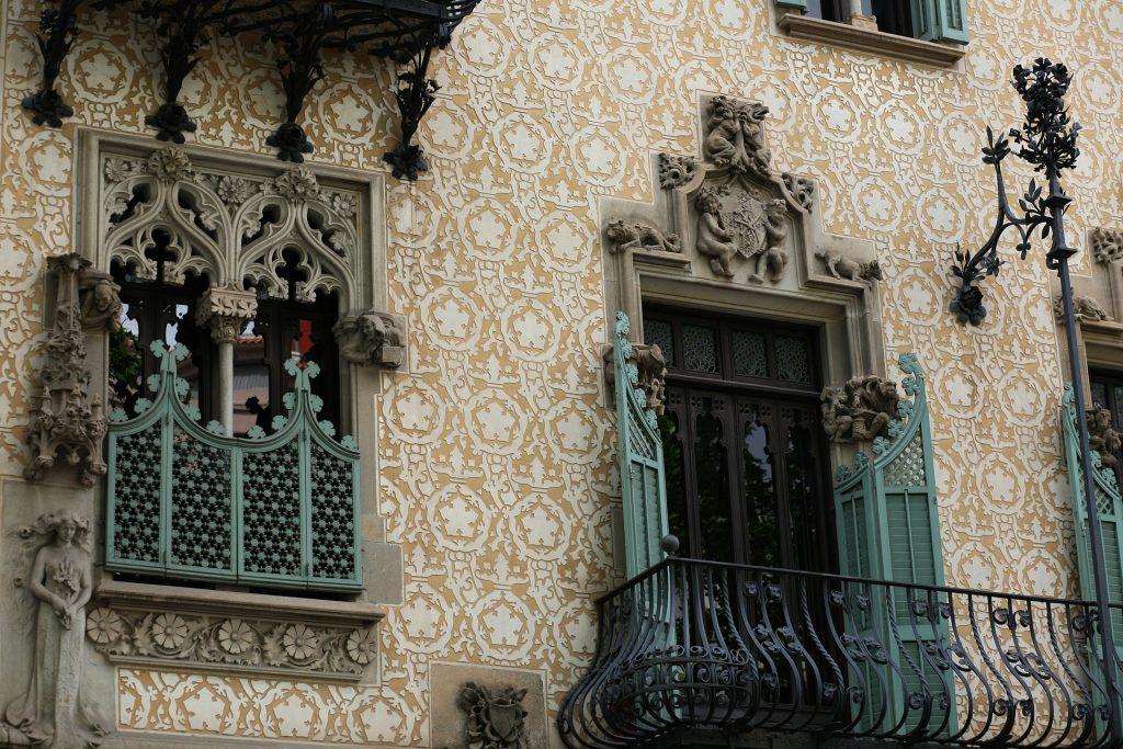 Barcelona european luxury brand image