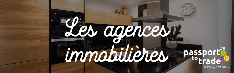 agences immobilières londres